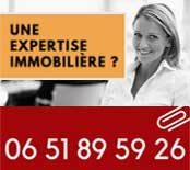 Expertise immobilière local commercial