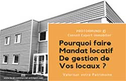 Gestion locative immobiliere